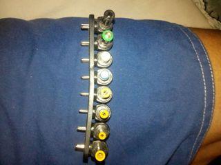 8:Adaptadores de cargadores