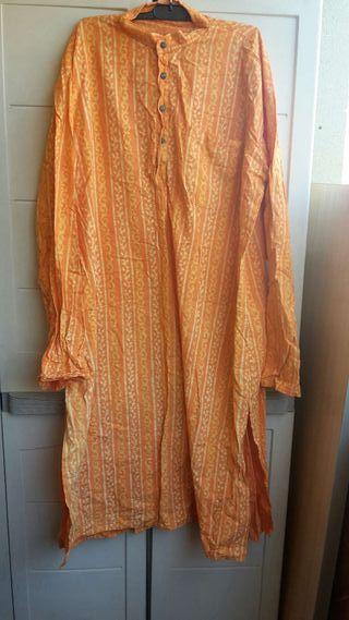 Vestido camisola india