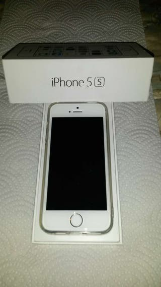 IPHONE 5S GOLD 16GB LIBRE