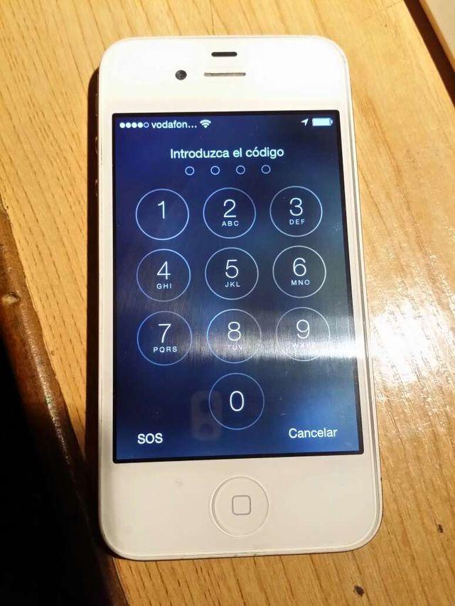 IPHONE 4S 16GB LIBRE