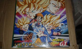 Cards dragon ball gt