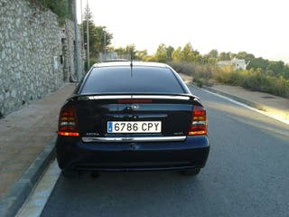 Opel Astra Bertone Edition Coupe 2.2 DTI