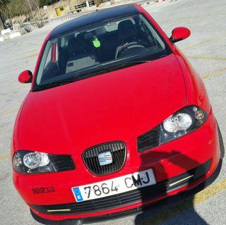 Seat Ibiza 1.4 16v 75cv