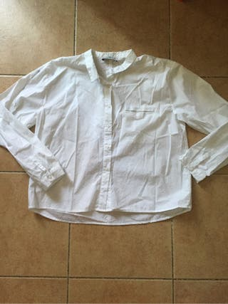 Camisa Crop Top Pull&bear