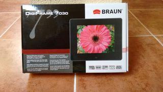 "MARCO DIGITAL 7"" BRAUN 7030"