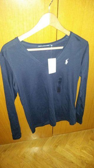 Camiseta Sencilla Ralph Lauren