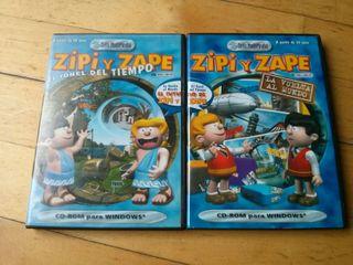 Videojuegos de Zipi y Zape PC