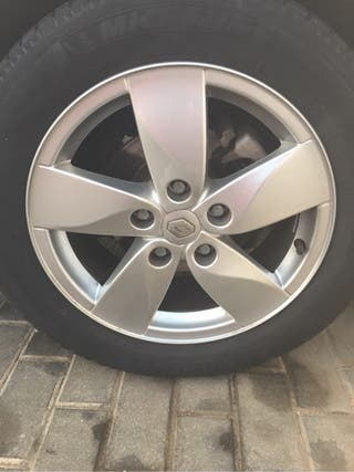 Llantas Renault Megane Coupe