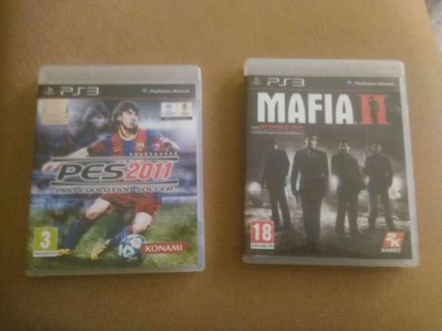 2 juegos de ps3