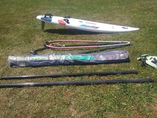 Tabla windsurf BIC VIVACE 290. 120 L. Del 97/98