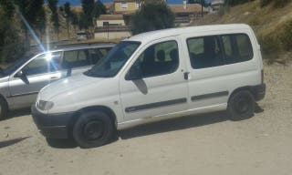 Citroen berlingo 2.0 hdi año 2001