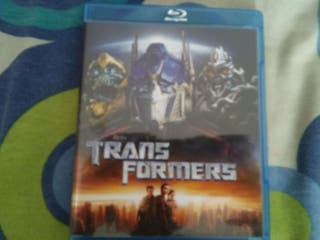 Bluray transformers