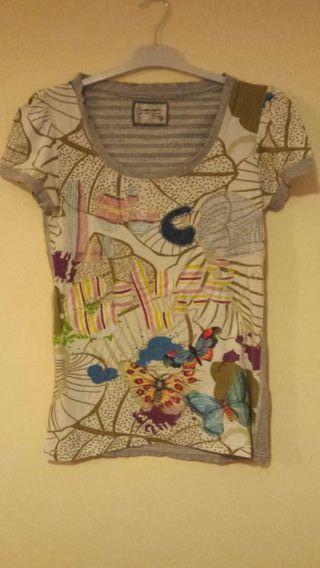 Camiseta Desigual talla M