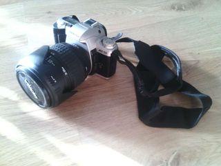 Camara fotos. Pentax mz-50