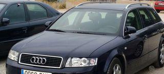 Audi Avant....