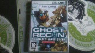 Juego pc ghost recon advanced warfighter