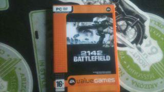 Juego pc 2142 battlefield