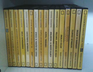16 DVD de National Geographic