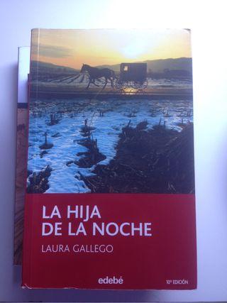 """Libro """"Hija De La Noche"""""""