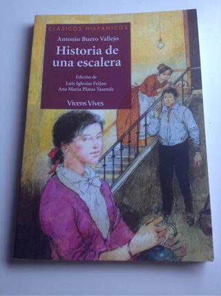 """Libro """"Historia De Una Escalera"""""""