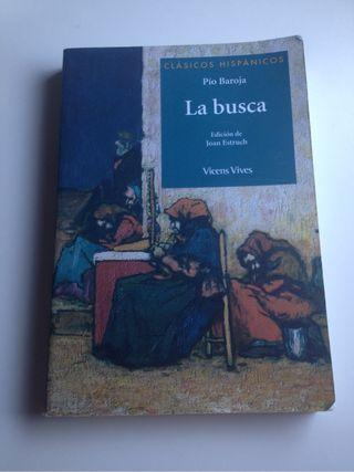 """Libro """"La Busca"""""""