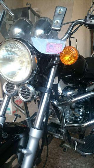 Moto Keeway Superligth, 125cc