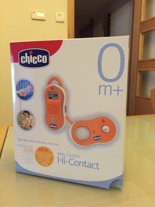 Intercomunicadores Baby Control CHICCO