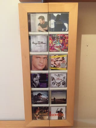 Armario para almacenar CDs
