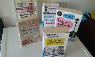 Libros Federico Moccia