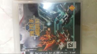 Juego ps3 the eye of judgment