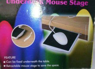 Soporte para ratón.