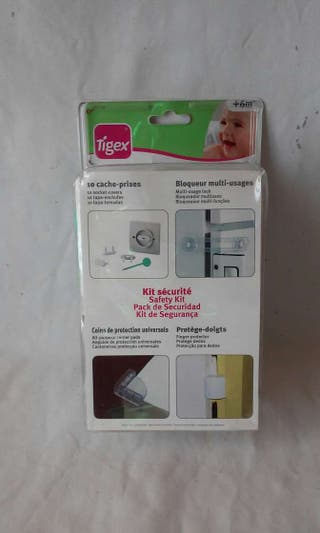 Kit de seguretat infantil