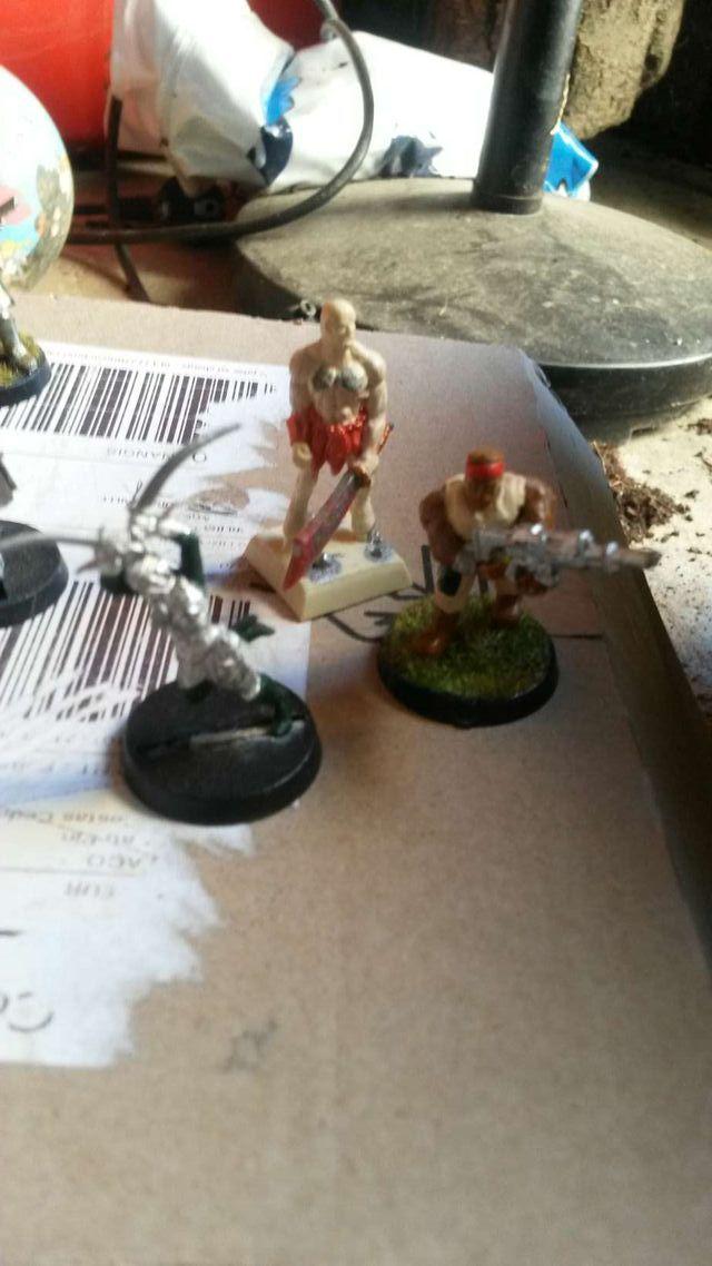 figurine legion d armageddon