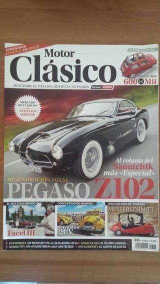 Revista motor clasico