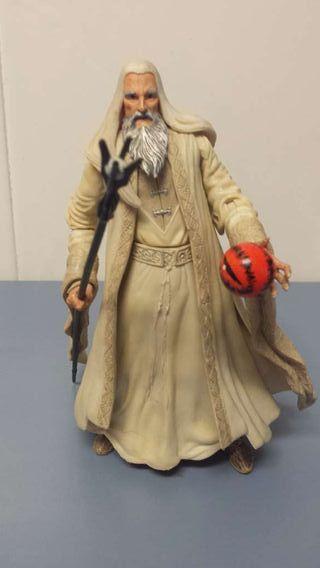 Figura Saruman del señor de los anillos