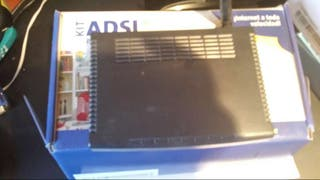 Modem Router ADSL Movistar