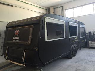 Carabana Preparada Para Venta O Food truck