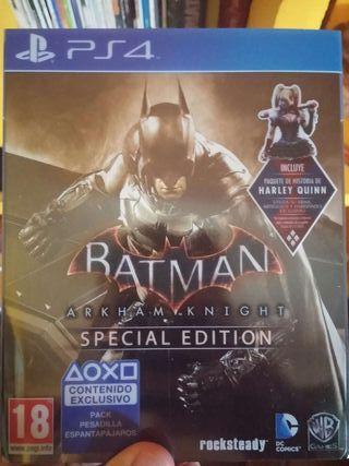 Batman Arkham Night Ps4 Edicion Limitada