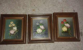 3 cuadros garcia
