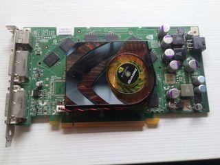 Tarjeta grafica Nvidia quadro fx 3450