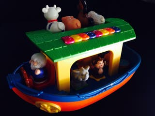 Arca De Noe Juguete
