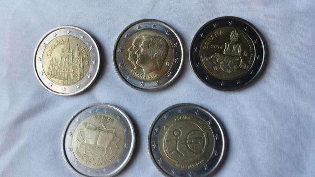 Monedas Conmemorativas de España