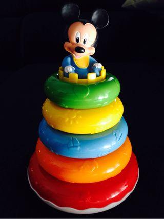 Juego Aros Mickey juguete