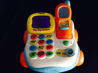 Juguete Telefono Interactivo Vtech