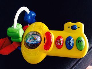Llave Magica juguete Vtech