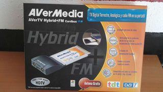 TV MEDIA +HIBRID RADIO FM