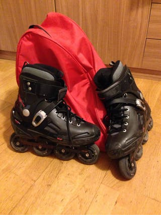 Pack Patines rollerblade + extras