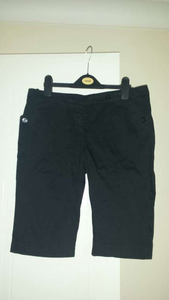 Warehouse black shorts