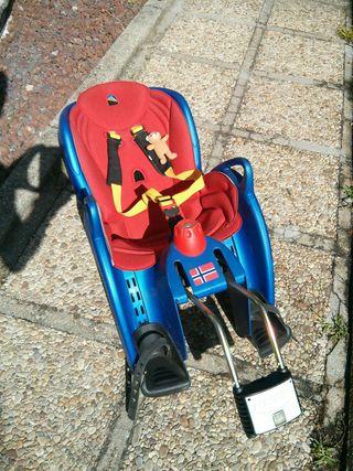 Silla Hamax portabebé reclinable