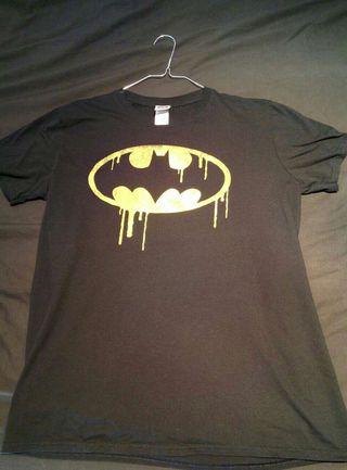 Camiseta batman original nueva talla L